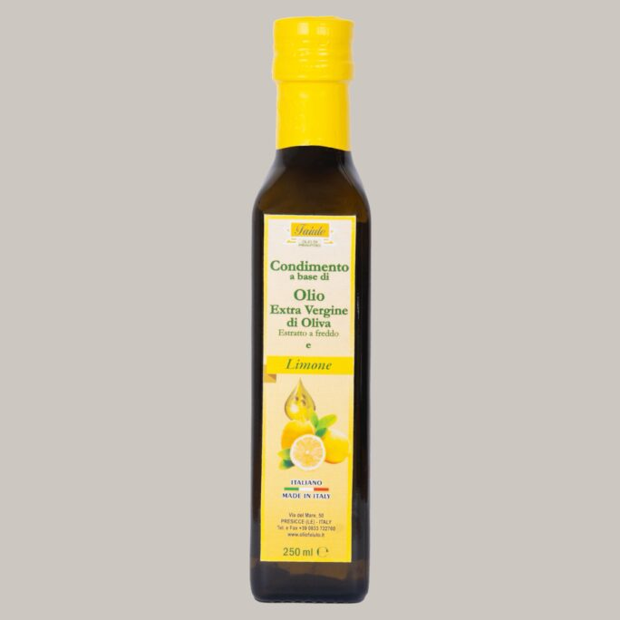 olive oil limone front tre gioie